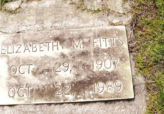 Elizabeth M. Fitts