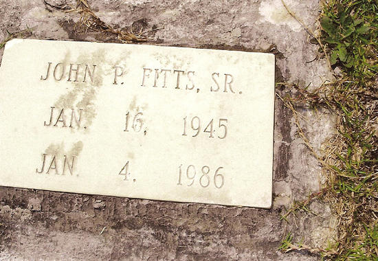 John P. Fitts Sr.