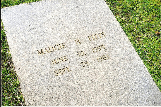 Madgie H. Fitts