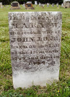 Mary Wilson, 2nd wife of John Long, died 1844