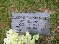 Bentley,ClaudeThomas
