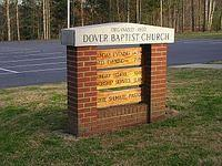 3-DoverBaptistSign