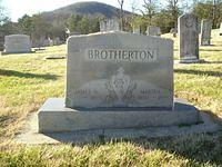Brotherton,JamesW&Martha