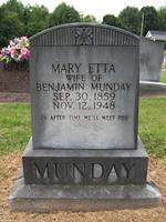 Munday,MaryEtta