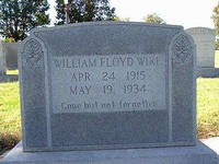 Wike,WilliamFloyd