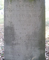 Alexander Troy (closeup)