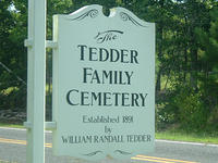 Tedder Family Cemetery