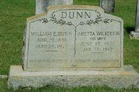 Dunn,William&AriettaWilkerson