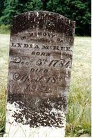 McKee, Lydia Ray, wife of Rankin McKee