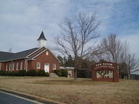 New Salem Friends Meeting / New Salem United Methodist Church